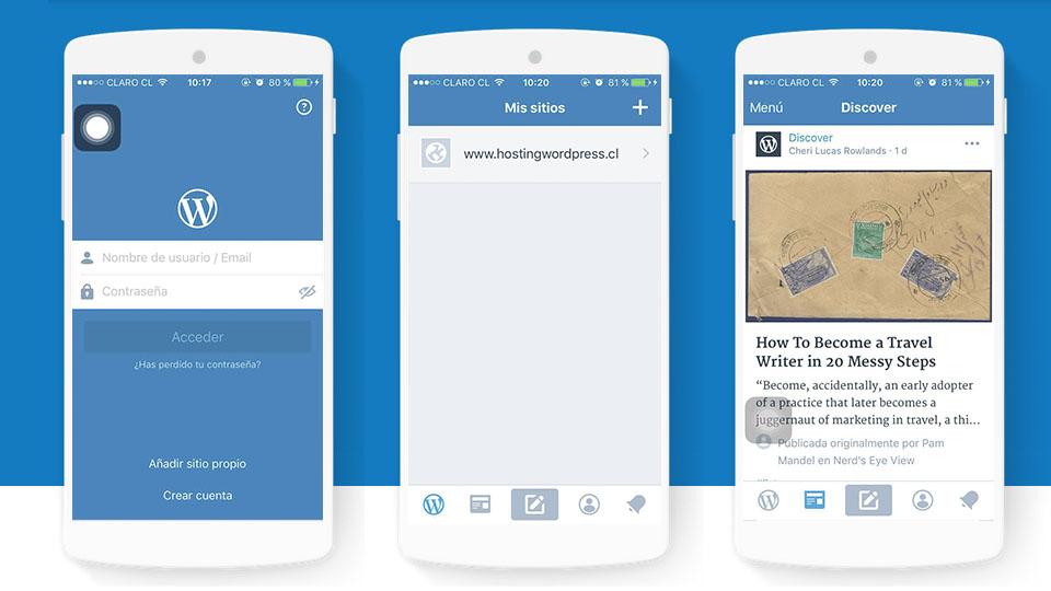 App--WordPress